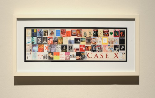 Exhibition View of 'Case X' by Julia Bradshaw at ArtSpace Gallery, Fresno